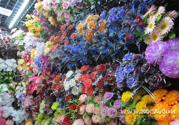 Yiwu-Artificial-Flowers-Market